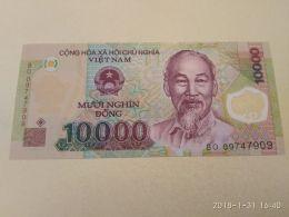 10000 Dong 2013 - Vietnam