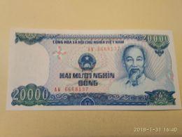 20000 Dong 1991 - Vietnam