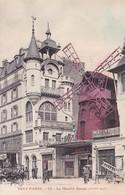 TOUT PARIS. LE MOULIN ROUGE. COLLECTION F.FLEURI, C.F&F. VINTAGE-FRANCE-TBE-BLEUP - France