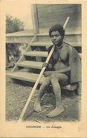 Pays Div-ref L285- Papouasie - Nouvelle Guinée - Ononghe -un Aveugle - Theme Santé - Aveugles -blind  - - Papua Nuova Guinea