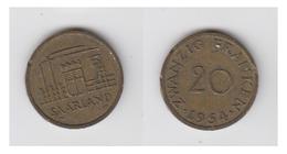 FRANKEN 1954 - Saarland