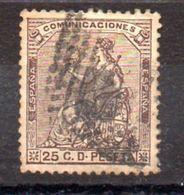 Sello De España Nº Edifil 135 - 1872-73 Reino: Amadeo I