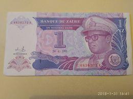 1 Zaire 1993 - Zaire