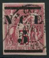 Nouvelle Calédonie (1883) N 7 (o) - Nouvelle-Calédonie