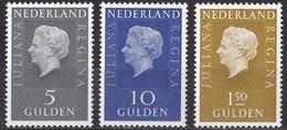 Brk_ Niederlande - Mi.Nr. 944 - 945 + 956 Y - Postfrisch MNH - Periodo 1949 – 1980 (Juliana)