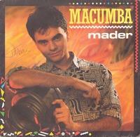 45 TOURS JEAN PIERRE MADER WEA 721793 MACUMBA / L AN 2000 - Vinyles