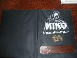 Protège Annuaire Plastifié Miko - Reclame
