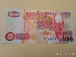 50 Kwacha 2007 - Zambie