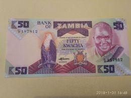 50 Kwacha 1986 - Zambia