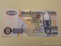 100 Kwacha 1992 - Zambie
