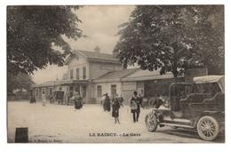 93 SEINE SAINT DENIS - LE RAINCY La Gare - Le Raincy