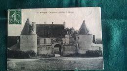 Bourges (18) Fignoux - Le Chateau De Chappe - Bourges