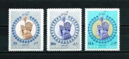 Irán  Nº Yvert  1235/7  En Nuevo - Iran