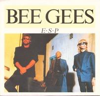 45 TOURS BEE GEES WARNER 928139 ESP / OVERNIGHT - Vinyles