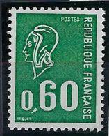 France ( Variété ), Sans Phosphore, N° 1814 ** TB - Abarten: 1960-69 Ungebraucht