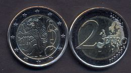 Finland 2 Euro 2010 UNC > 150th Ann Of Finnish Currency - Finland