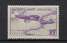 """FR Aerien YT 7 (PA) """" Traversée De La Manche, Louis Blériot """" 1934 Neuf* - 1927-1959 Mint/hinged"""