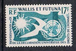 WALLIS-ET-FUTUNA N°160 N** - Unused Stamps