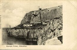GIBRALTAR 1€ DEPART 2 SCAN - Gibraltar