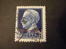 MONTENEGRO - 1941, IMPERIALE Soprast., Sass. N. 23,  L. 1,25, Usato  TTB, OCCASIONE - Montenegro