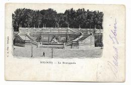 BOLOGNA - LA MONTAGNOLA  VIAGGIATA FP - Bologna