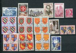 5942  FRANCE    Collection°   Oblitérés     TB/TTB - Verzamelingen