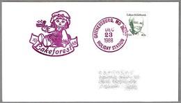 Lakeforest 1988 -  MUÑECA - DOLL. Gaithersburg MD 1988 - Puppen
