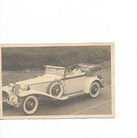 Volendam October 18 1932 Voiture De Collection - Holanda