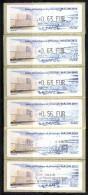 3 LISA 0,63e + 0,56e LETTRE 20 Gr SALON PHILATELIQUE DE PRINTEMPS  MACON 2013  NEUVE ** - 2010-... Geïllustreerde Frankeervignetten