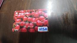 Rusia-credict Card-(509)-(9162-599)-used Card+1 Card Prepiad Free - Geldkarten (Ablauf Min. 10 Jahre)