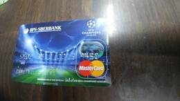 Rusia-credict Card-(512)-(9450-2450)-used Card+1 Card Prepiad Free - Geldkarten (Ablauf Min. 10 Jahre)