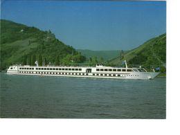 Alsace Croisière-- Bateau :  M.S.LA BOHEME - Steamers