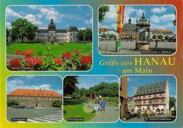 CPM Gruss Aus Hanau Am Main (multivues) - Hanau