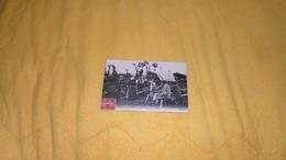 CARTE POSTALE ANCIENNE CIRCULEE DE 1907. / UNE FOIRE EN BASSE NORMANDIE. MARCHAND DE CIDRE. / CACHET + TIMBRE. - Foires