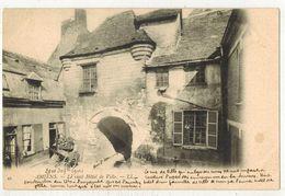AMIENS SOMME : Le Vieil Hôtel De Ville - Ed LL N° 45 - Amiens
