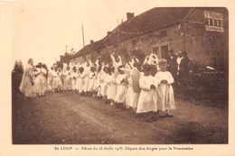 Saint St Loup Canton Chemin - Autres Communes