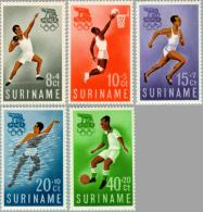 Suriname 1960 Olympisch Comite - Olympic Games NVPH 349 MNH** Postfris - Suriname ... - 1975