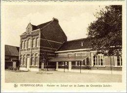 VERBRANDE-BRUG - Klooster En School - Grimbergen