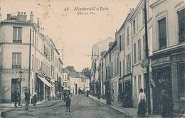MONTREUIL SOUS BOIS - N° 46 - RUE DU PRE - Montreuil