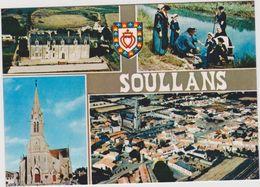 Vendée : SOULLANS  : Vue - Soullans