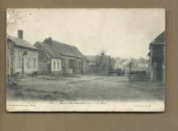 CPA  - Sains Marainvillers  - La Rue  -  (Voir   Sains Morainvillers ) - France