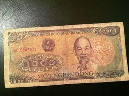 VIETNAM-1000 DONG - Vietnam