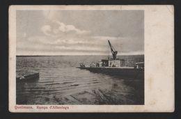 MOZAMBIQUE MOÇAMBIQUE AFRICA 1900 Year QUELIMANE AFRIKA AFRIQUE XX - Mozambique