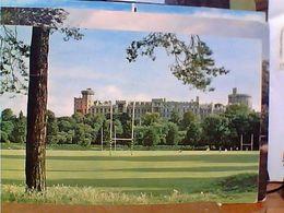 ENGLAND WINDSOR CASTLE FROM HOME PARK CAMPO RUGBY  V1969 GN21172 - Windsor Castle