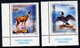 R.S.KRAJINA 1995 Wildlife Protection MNH / **.  Michel 43-44 - Croatia
