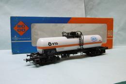 Roco - WAGON CITERNE VTG SNIA à Boggies DB Réf. 4354 B 1/87 - Goods Waggons (wagons)