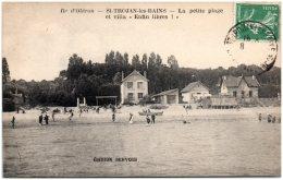 """17 Ile D'Oléron - SAINT-TROJAN-les-BAINS - La Petite Plage Et Villa """"Enfin Libre !"""" - Ile D'Oléron"""