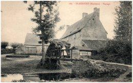 53 BLANDOUET - Paysage - Frankreich