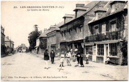 76 LES GRANDES-VENTES - Le Centre Du Bourg - France