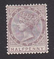 Tobago, Scott #14, Mint Hinged, Victoria, Issued 1882 - Trinidad & Tobago (...-1961)